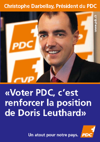 Christophe Darbellay