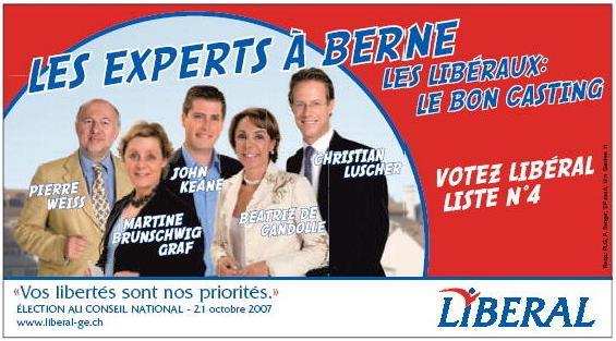 Les Experts Berne