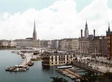 hambourg en 1895